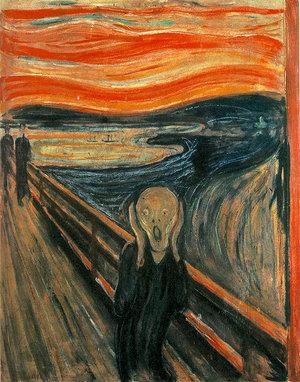 market tumble and fear