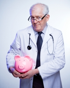 Doctor's Tax Saving