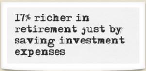 17 percent richer